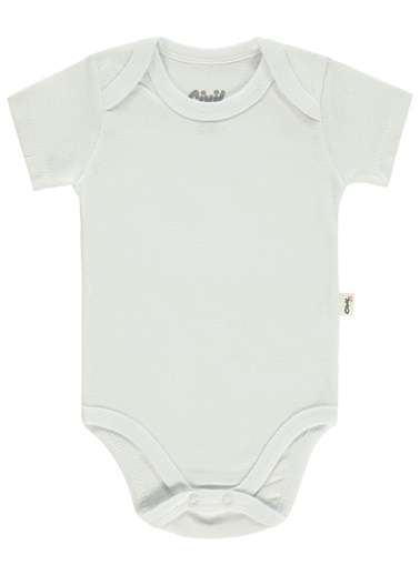 Civil Baby Civil Baby Bebek Çitçitli Badi 0-24 Ay Ekru Civil Baby Bebek Çitçitli Badi 0-24 Ay Ekru Ekru